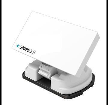 Selfsat Selfsat Snipe 3R TWIN met afstandsbediening