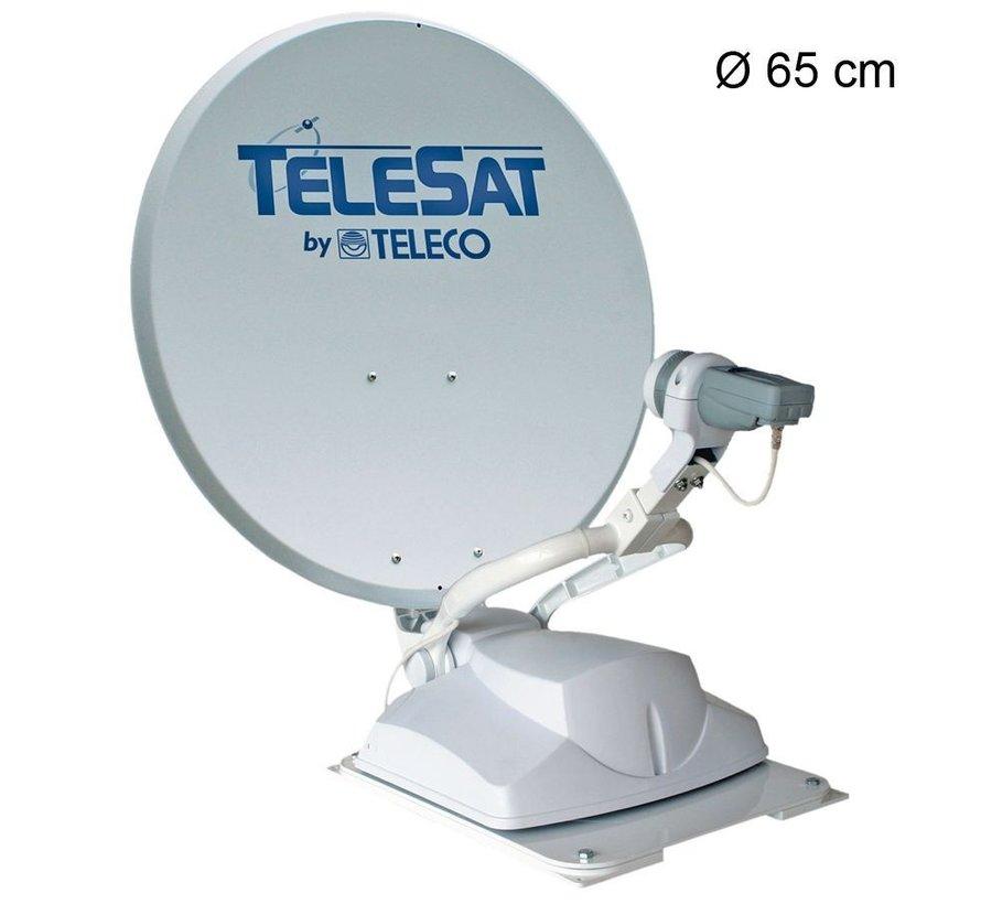 Teleco Telesat BT 65 SMART DiSEqC TWIN, P 16 SAT, Bluetooth