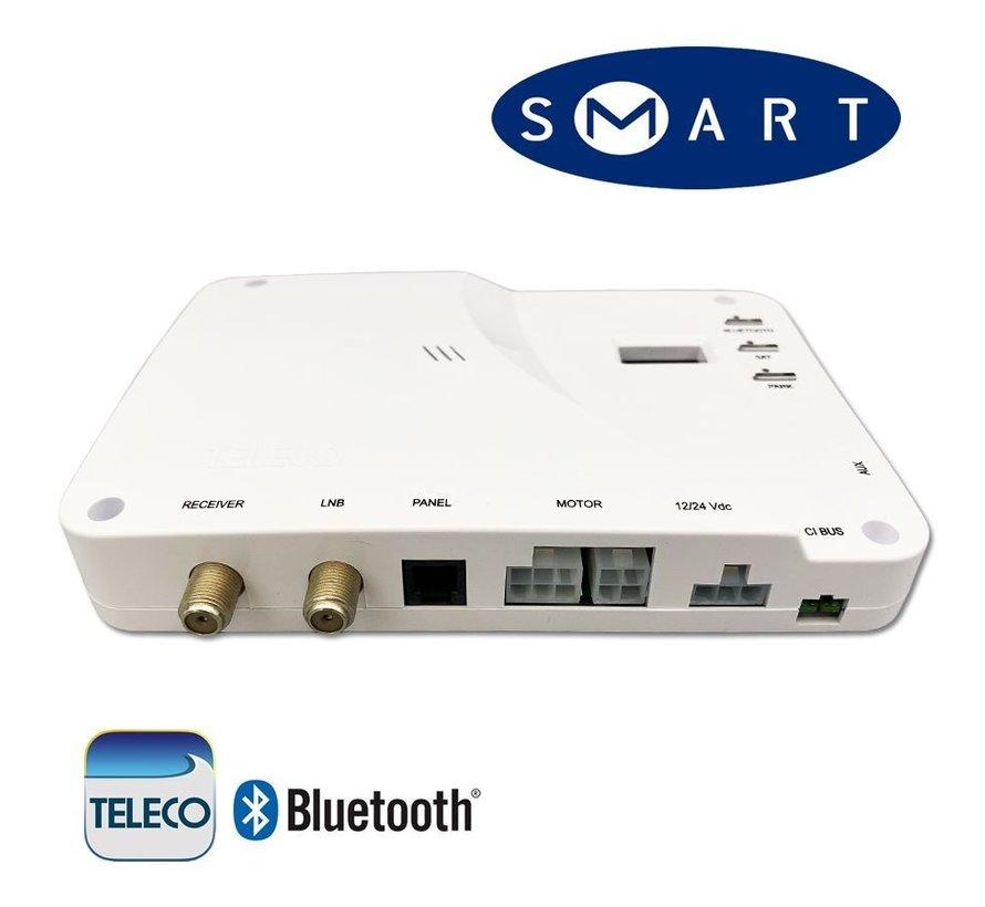 Teleco Telesat BT 85 SMART DiSEqC TWIN, P 16 SAT, Bluetooth