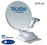 Teleco Teleco Telesat BT 85 SMART DiSEqC Bluetooth TWIN
