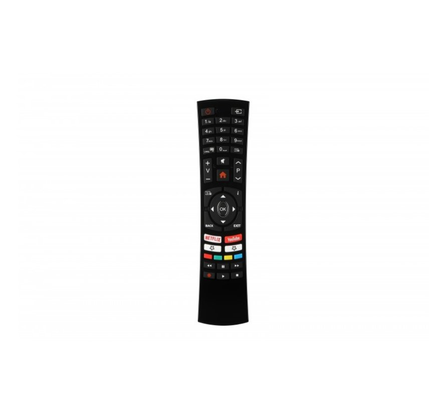 "Nikkei NLD24M SMART 24"" 12V LED FHD DVD S2/C/T2 CI+ HEVC"