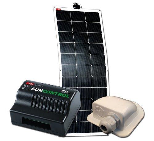 NDS NDS Solarflex EVO 110W Flex Zonnepaneel Set +SC300M KPE110WP