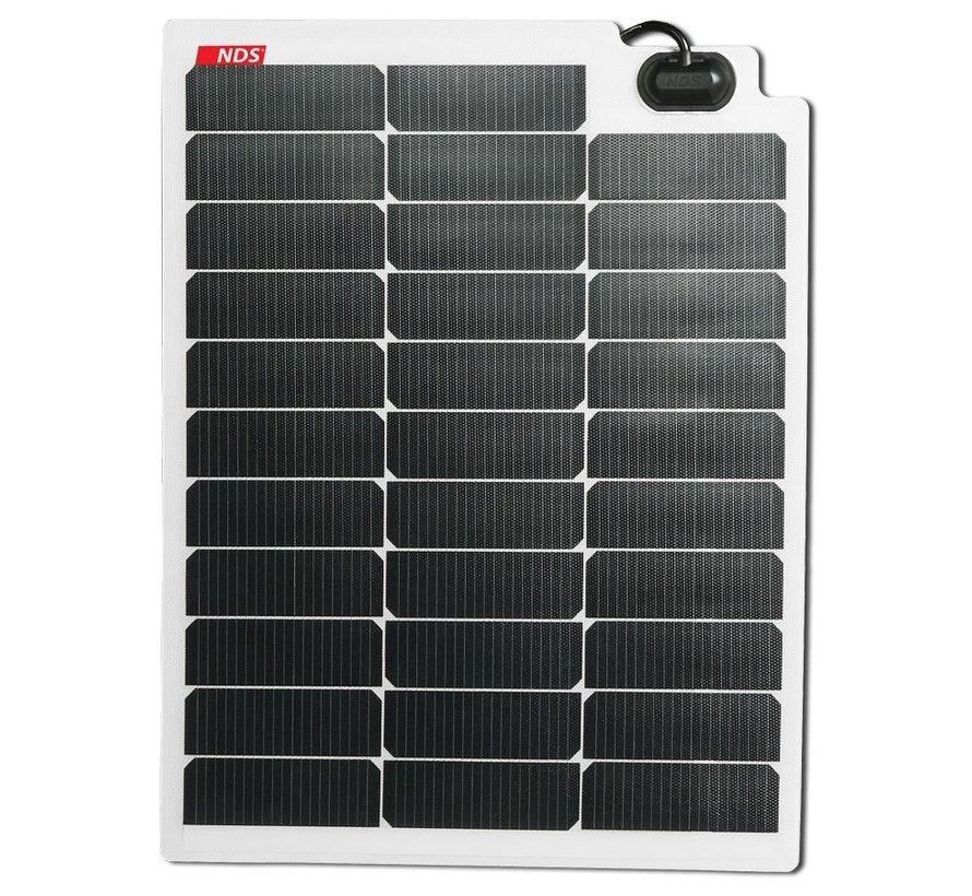 NDS Solarflex EVO 50W Flex Zonnepaneel SFE50WP