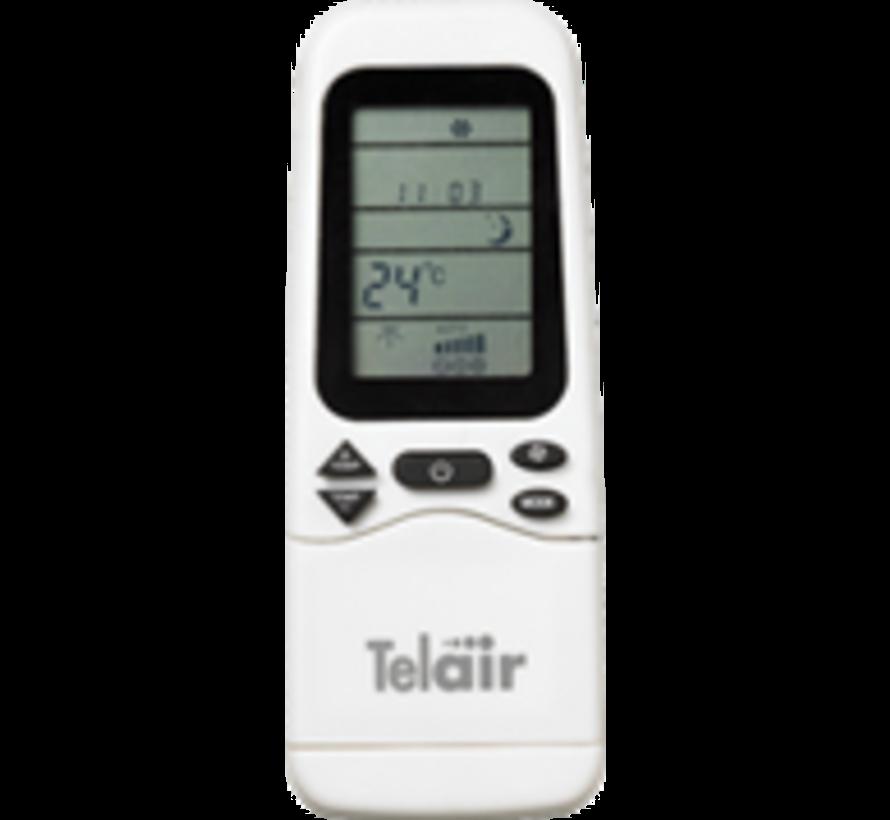 Telair Clima E-VAN 5400H Airco/Heater/RC 600W 5800BTU 1.7kW