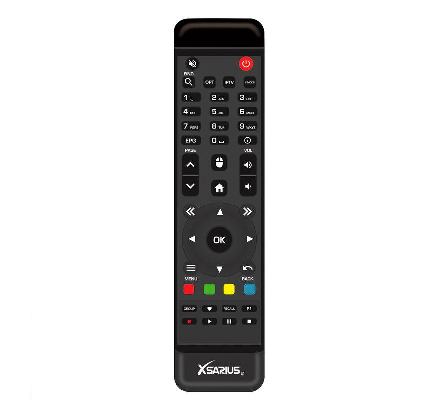 Xsarius Pure 4K OTT - H.265 - Android 7.1 - Premium Box