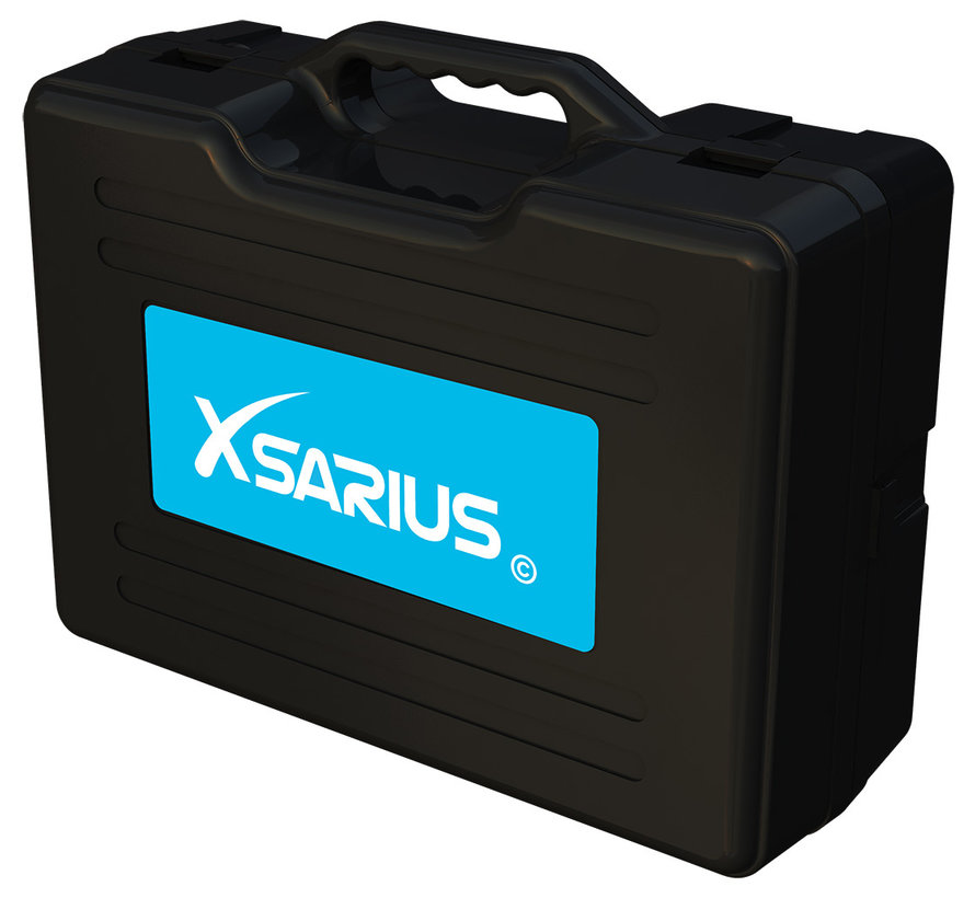 Xsarius Transportkoffer - Snipe Series