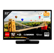 Hitachi 22HE4001 - 22 inch - Mobile Smart TV - Wifi - 12V
