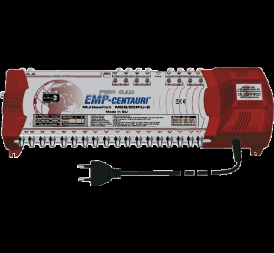 EMP Multiswitch ProfiLine voor maximaal 2 satellieten