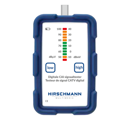 Hirschmann Hirschmann CAI signaaltester LED