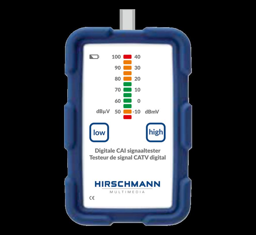 Hirschmann CAI signaaltester LED