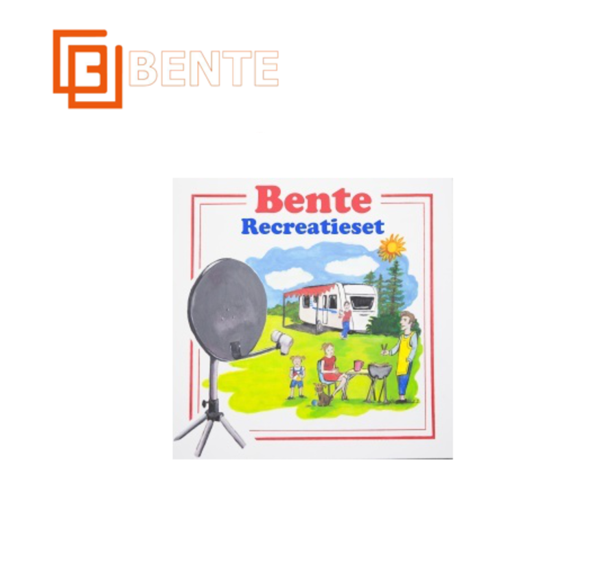 Bente Recreatieset 80