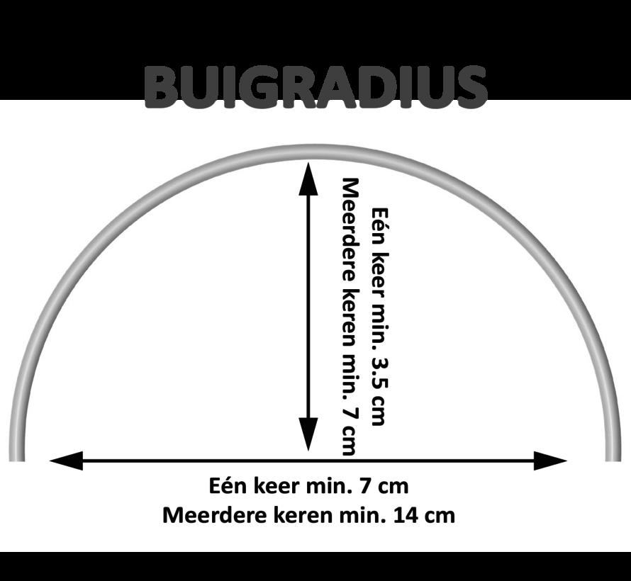 Hirschmann KOKA TS 9 Eca coaxkabel per 50 meter
