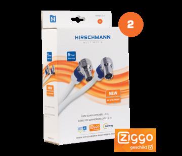 Hirschmann Hirschmann FEKAB 5/3,0 m coaxkabel