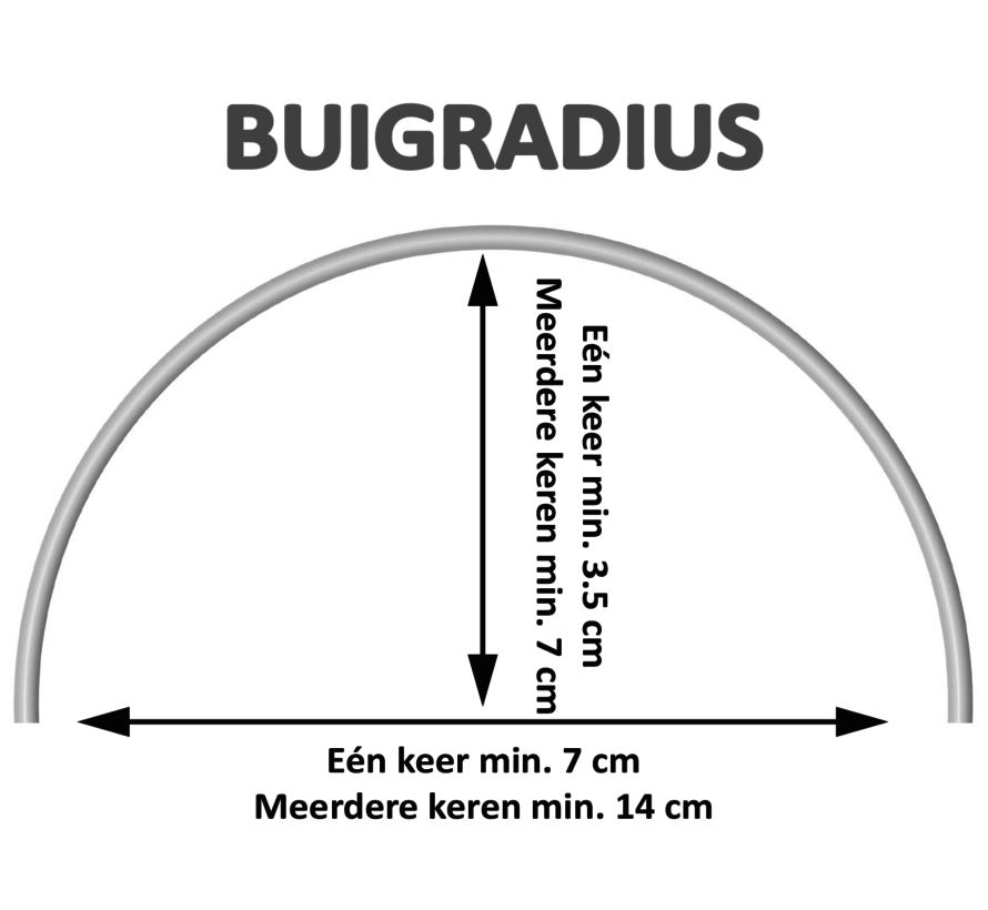 Hirschmann FEKAB 5 /10,0 m coaxkabel