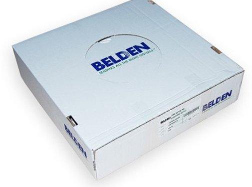 Belden Belden CX9D0  coax 9 Duobond+ PVC kleur zwart per 100 meter