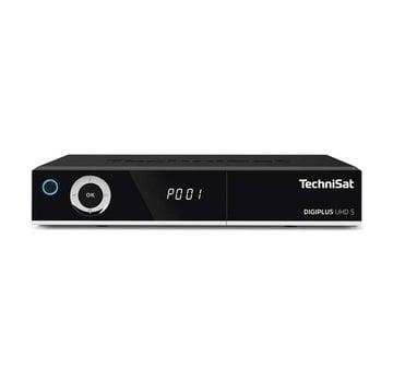 Technisat Technisat DigiPlus UHD S 4K UHD twin tuner USB PVR Ready