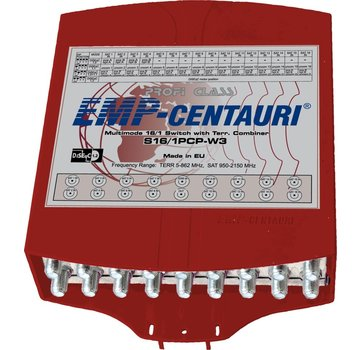 EMP Centauri EMP DiSEqC 16/1 switch