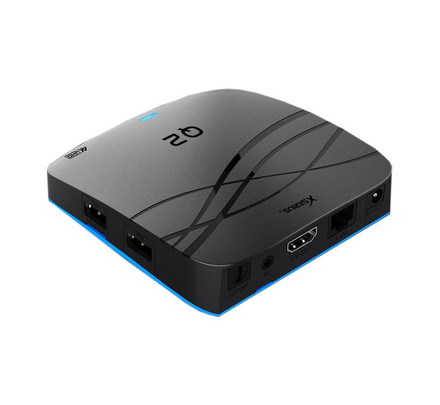 Xsarius Q2 - 4K UHD - Android 7.1 set-top-box