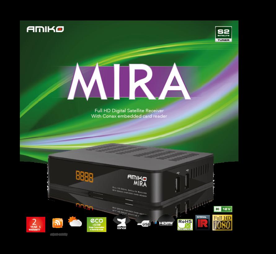 Amiko Mira - full HD - satellietontvanger