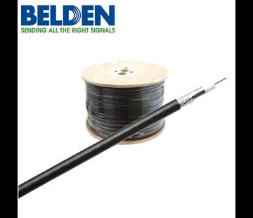 Belden Belden grondkabel coax H125 PE kleur zwart