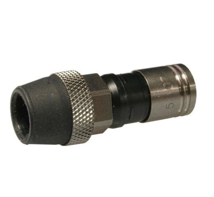 compressie F-connector met SEAL