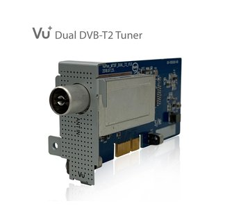 VU+ VU+ DVB-T2 Dual Tuner Uno 4K / Uno 4K SE / Ultimo 4K / Duo 4K