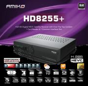 Amiko Amiko HD 8255+ H.265 satellietontvanger met ingebouwde kaartlezer