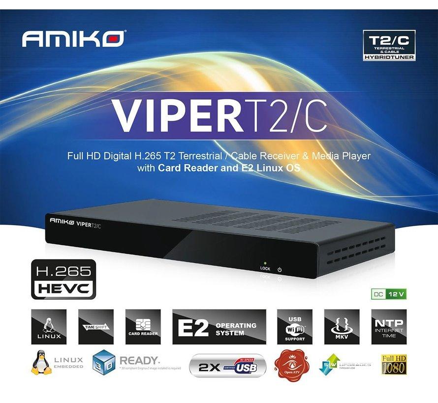 Amiko Viper T2 C