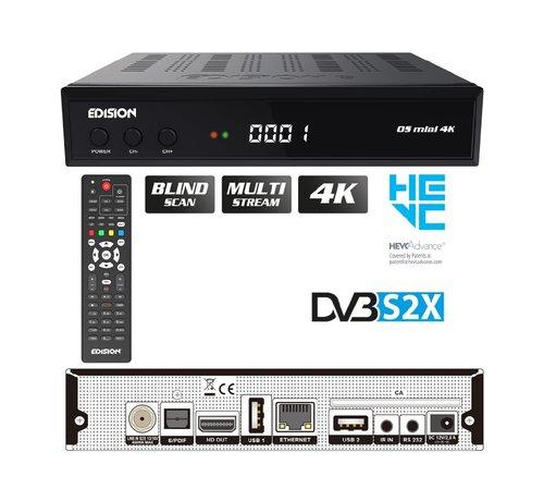 Edision OS Mini 4K - S2X