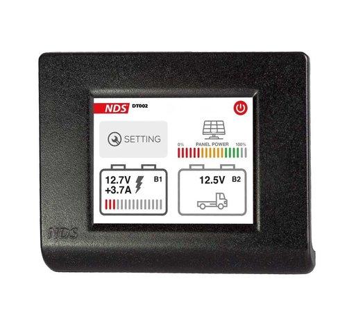 NDS NDS Suncontrol 2 Touchscreen t.b.v. SCM320M/SCM350M