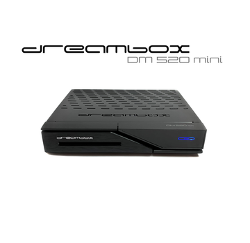 Dream Multimedia Dreambox DM520 mini HD - DVB-S2