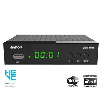 Edision Edision Picco T265 - DVB-T2 H.265 HEVC