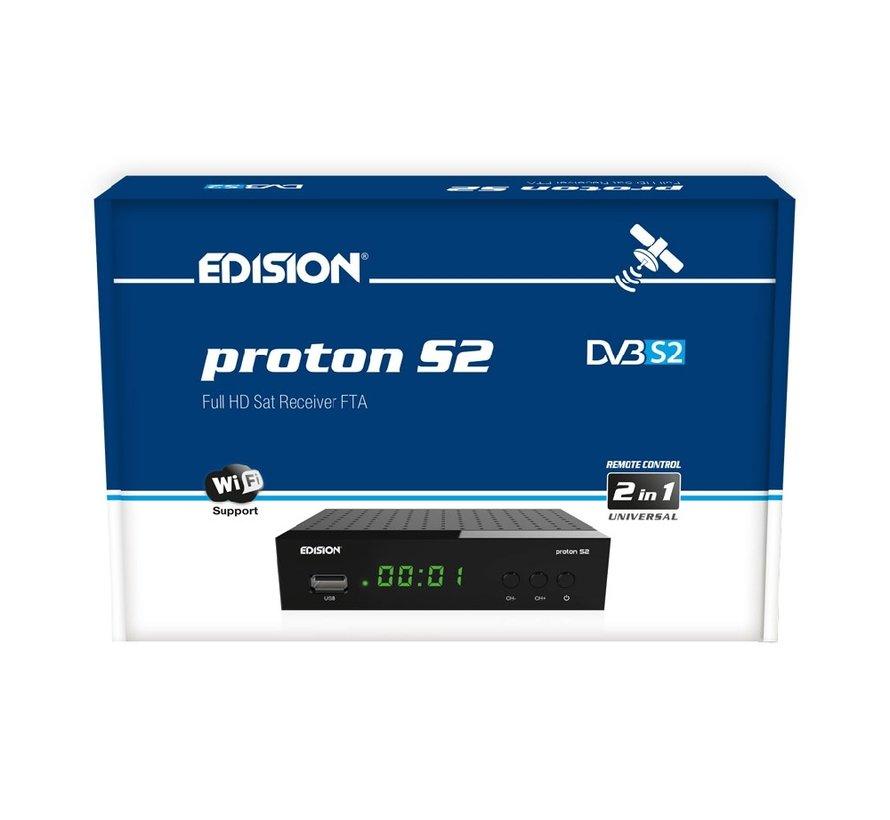 Edision Proton S2