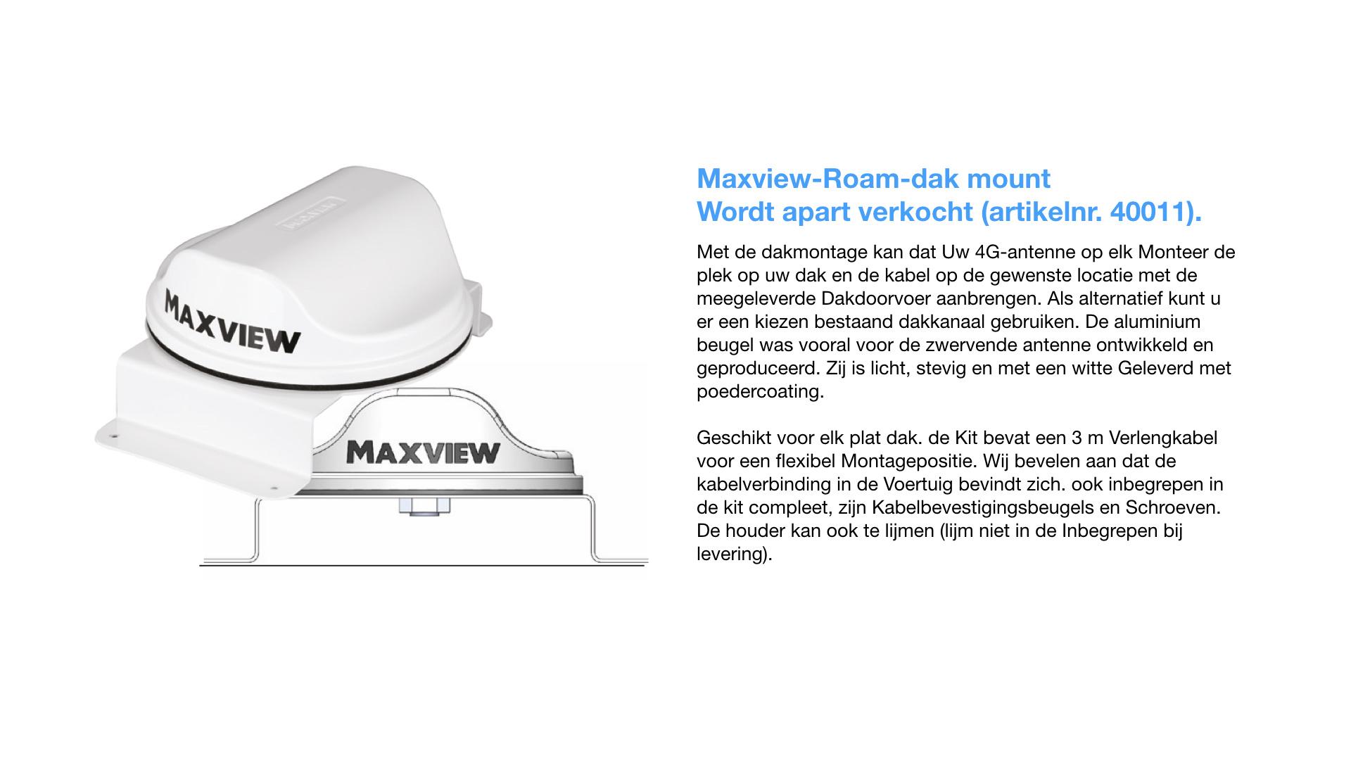 Maxview Roam