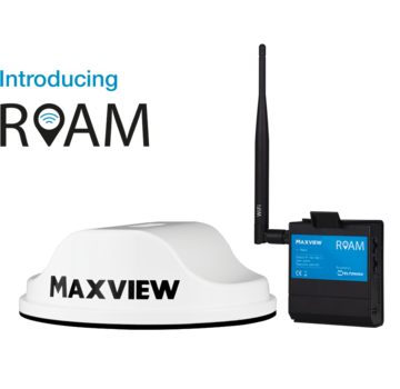 Maxview Maxview Roam - mobiele 4G WiFi oplossing (exclusief 220v adapter)