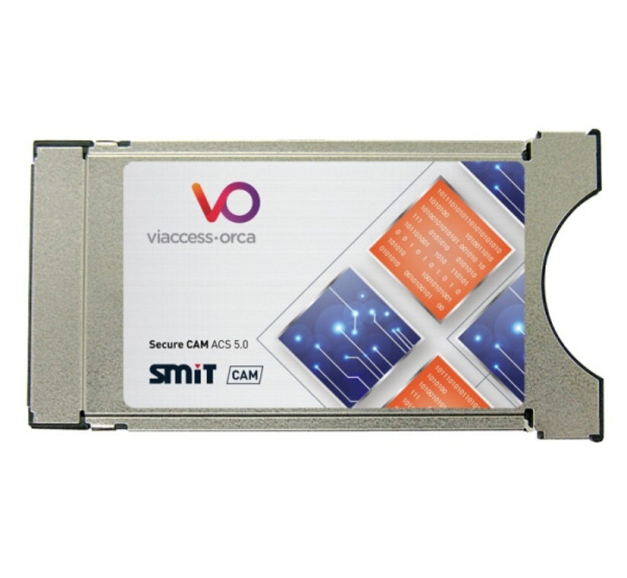 Viaccess CI module SMiT Secure CAM ACS 5.0