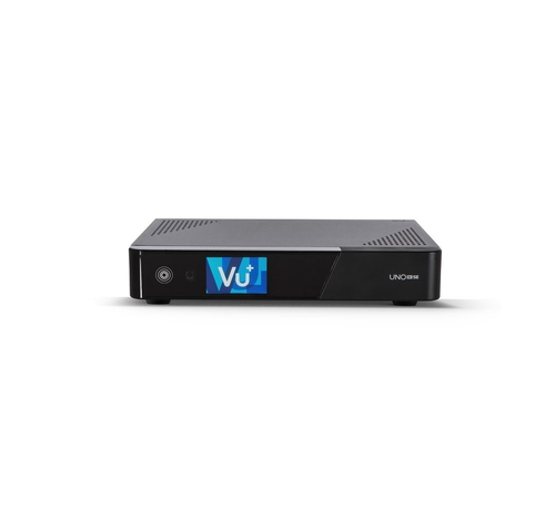 VU+ VU+ Uno 4K SE DVB FBC Twin Tuner Linux Receiver 2160p