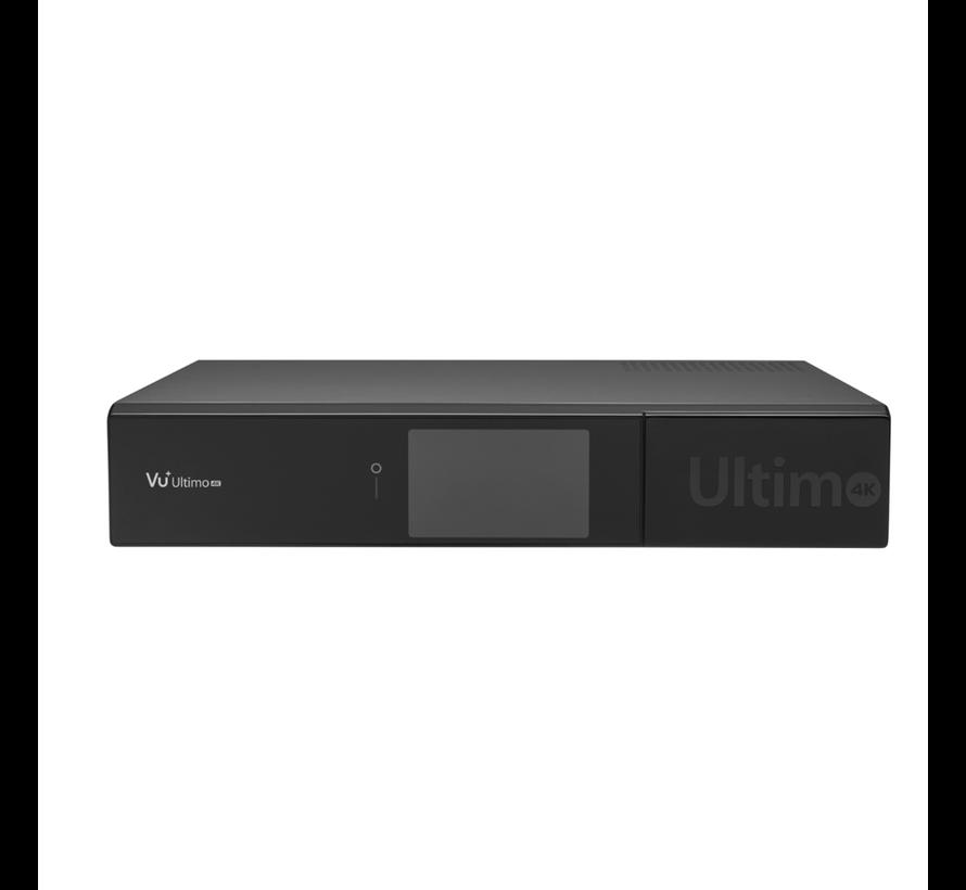 VU+ Ultimo 4K incl. FBC DVB-C tuner