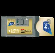 Tivusat Tivusat HD Module met TivuSat smartcard