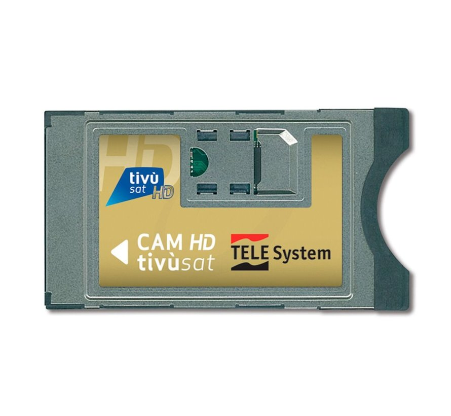 Tivusat HD Module met TivuSat smartcard