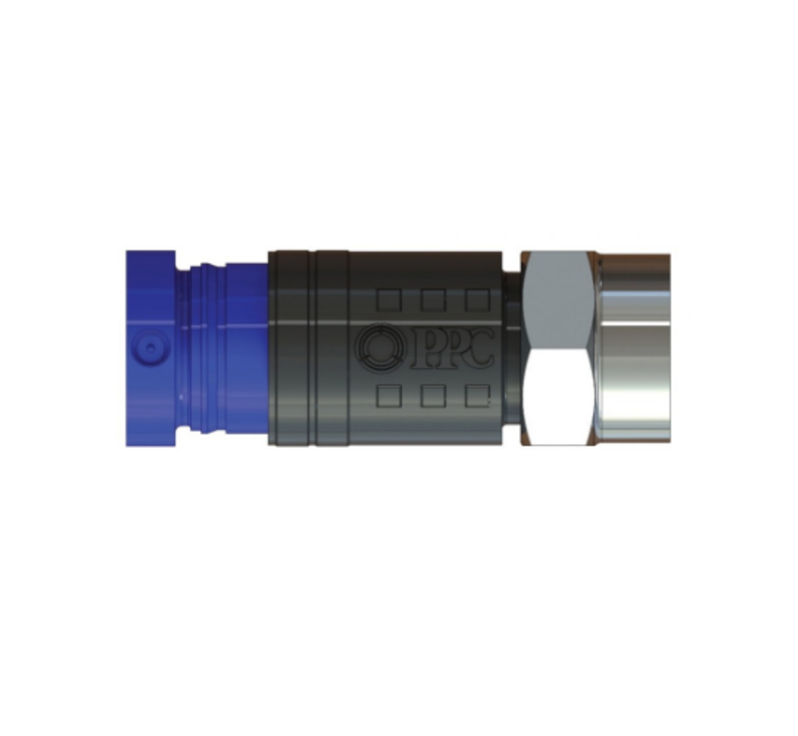 PPC CMX-100 compressie F-Connector