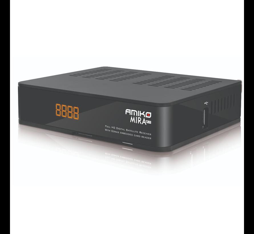 Amiko Mira - WiFi- full HD - satellietontvanger