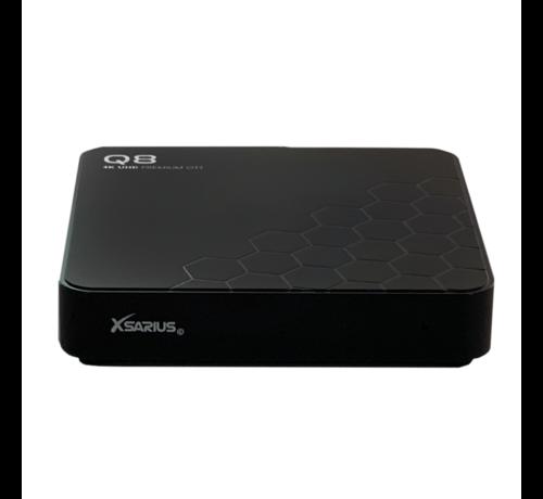 Xsarius Xsarius Q8 versie 2 - 4K UHD - Premium OTT Media Streamer - Android 8.0 Oreo