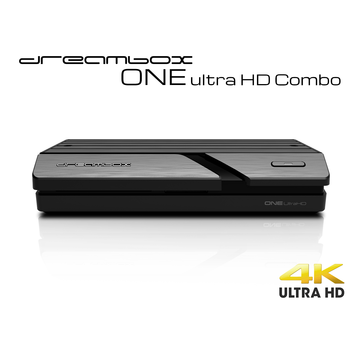 Dream Multimedia Dreambox One Combo Ultra HD 4K