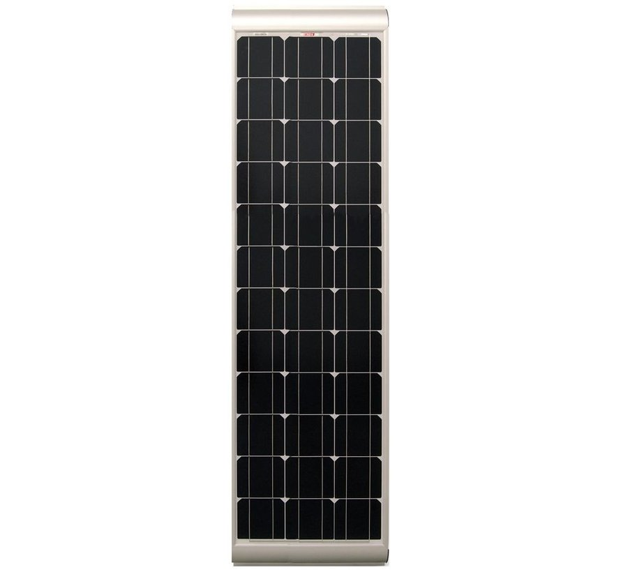 NDS SOLENERGY 100W Slimline Zonnepaneel SET + SC320M
