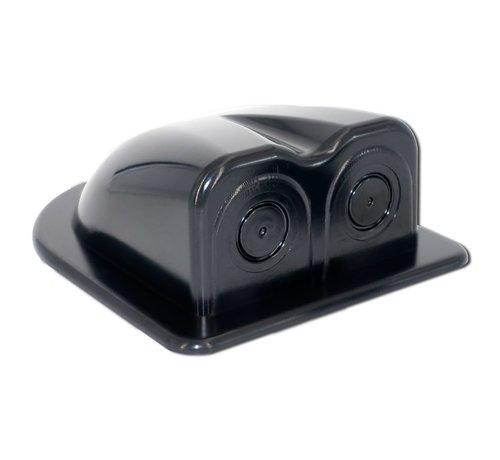 NDS NDS cable box Black - kabel dakdoorvoer zwart tbv zonnepaneel