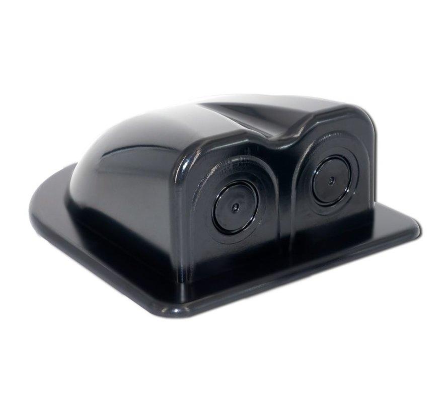 NDS cable box Black - kabel dakdoorvoer zwart tbv zonnepaneel