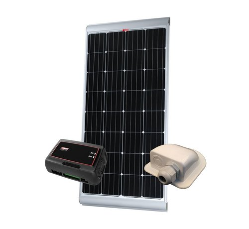 NDS NDS SOLENERGY 150W Zonnepaneel SET + SC320M PSM150WP.2