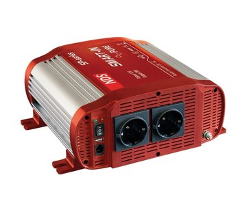 NDS NDS Smart-in-Pure 12V omvormer 3000W