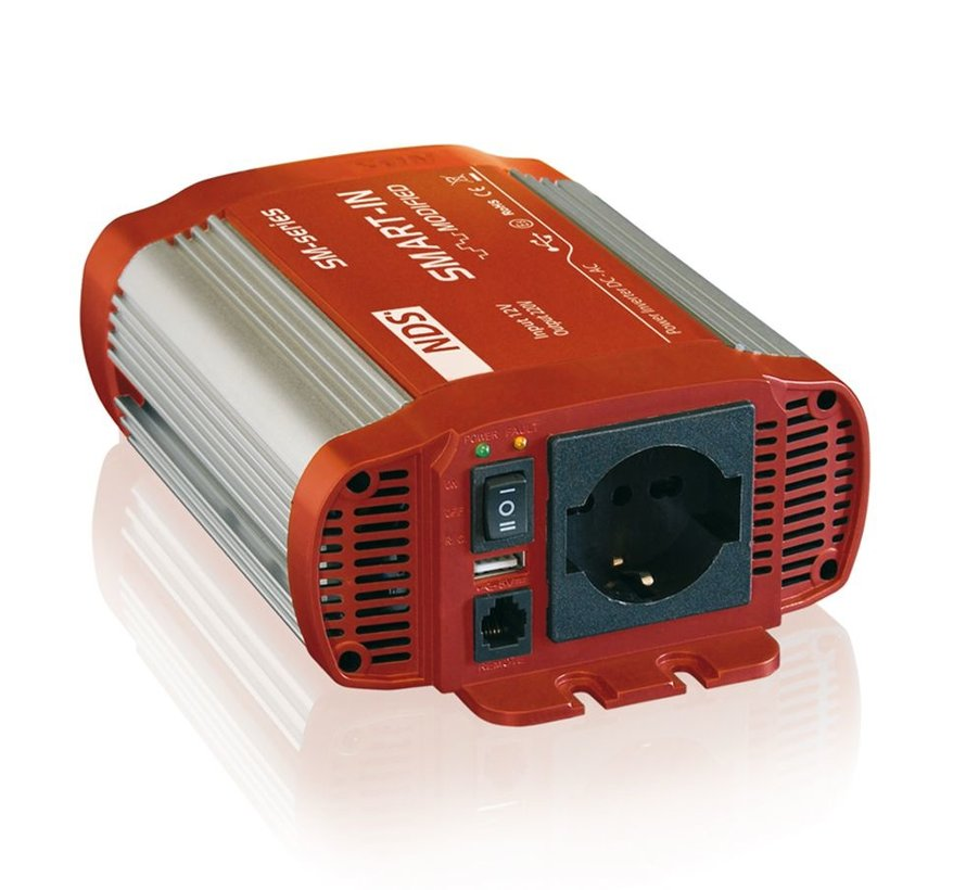 NDS Smart-in-Pure 12V omvormer 600W
